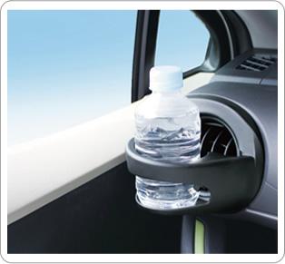 アクア専用 エアコンドリンクホルダー(運転席側・助 手席側の2個セット)
