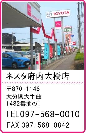 ネスタ府内大橋店